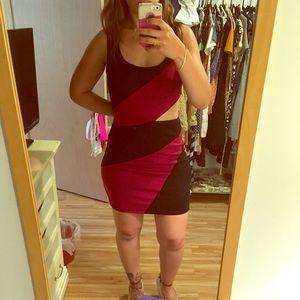 Dresses & Skirts - New asymmetrical mini dress